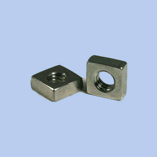 Alloy Steel HT 10.9 Square Nut