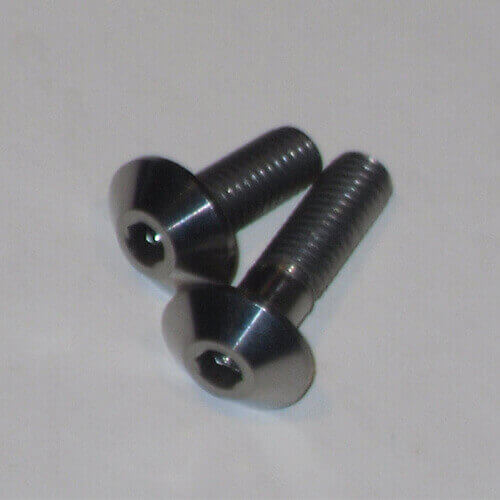 Monel 400/K500 Button Head Screw