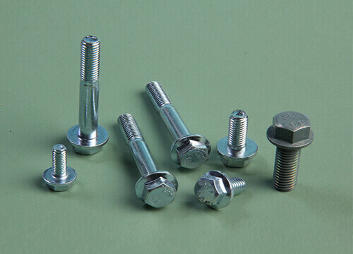 Alloy 20 Flange Bolt