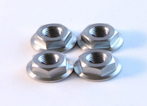 Stainless Steel 316/316L/B8M Flange Nut