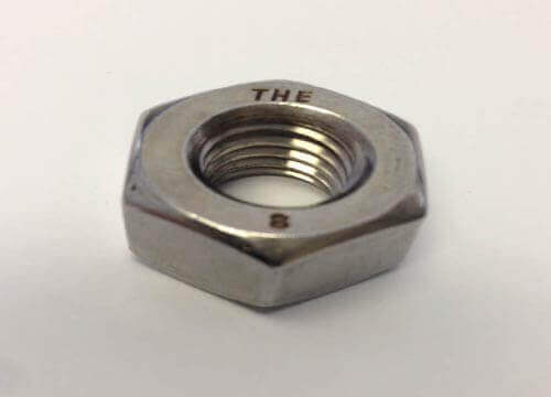 Inconel 625 Heavy Hex Nut