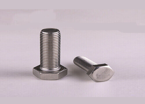Alloy 20 Hex Bolt