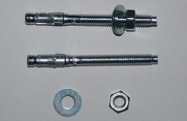 Alloy Steel Anchor Fasteners
