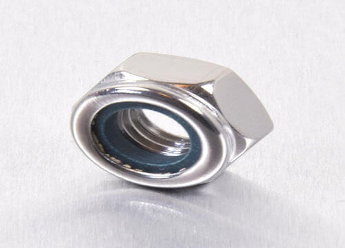 Stainless Steel 316/316L/B8M Nylock Nut