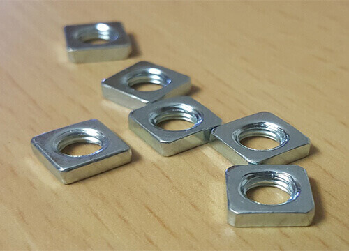 Inconel 625 Square Nut